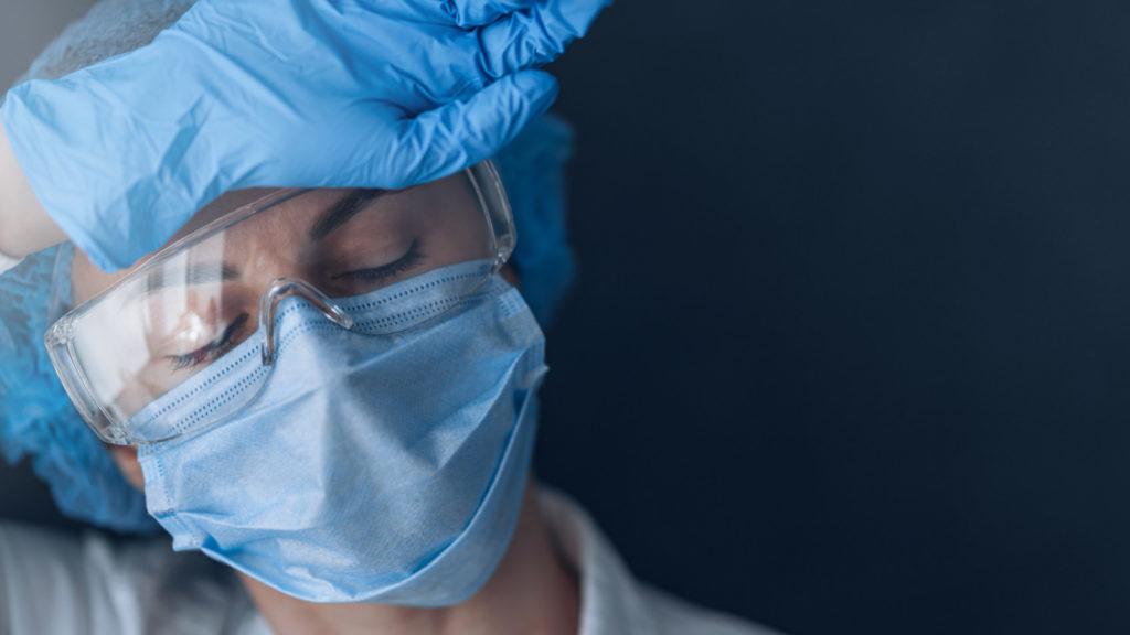 La Salute Mentale Degli Operatori Sanitari Durante E Dopo La Pandemia Di Covid19 Itci